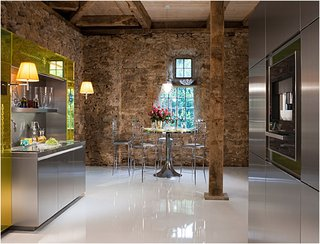 Philippe Starck's Library Kitchen - Photo 6 of 7 -