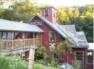 The Language of Bookshops - Photo 1 of 3 - A charming spot in rural Western Massachusetts, the Montague Bookmill is as cozy as a bookstore gets. The last time I was there I picked up an edition of poetry from New Englander Donald Hall.
