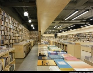 Hennessey + Ingalls is a massive Santa Monica architectural bookstore.