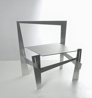 "Ronen Kadushin's ""Vague"" chair."