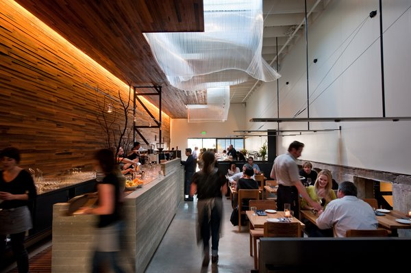 On September 10, join architect Joshua Aidlin of Aidlin Darling Design, Mark Rogero of Concreteworks, artist Nikolas Weinstein, and owner Thaddeus Vogler at Bar Agricole for an afternoon about the design and construction of the restaurant and a sampling of its tasty treats.