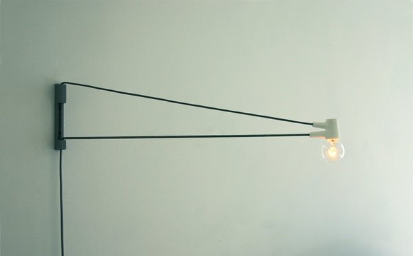The Cord Lamp by Brendan Ravenhill.