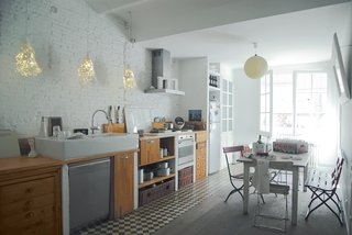 See Carlos and Antoine's Barcelona kitchen in our special 100 Kitchens We Love issue, on newsstands April 5, 2011.