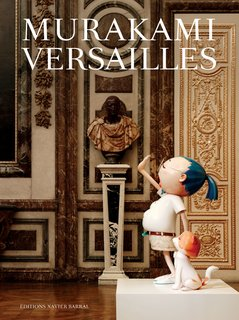 Friday Finds 4.01.11 - Photo 6 of 8 - The cover of Murakami Versailles.