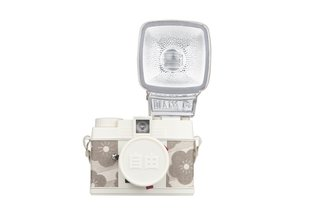 The Diana Mini JIYU, with lens cap.