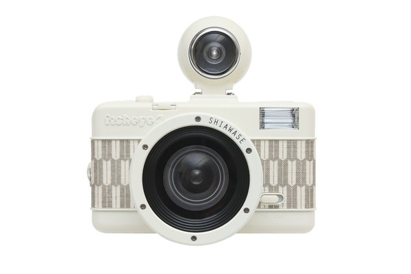 Lomography Loves Japan - Photo 6 of 7 - The front of the Fisheye 2 SHIAWASE.