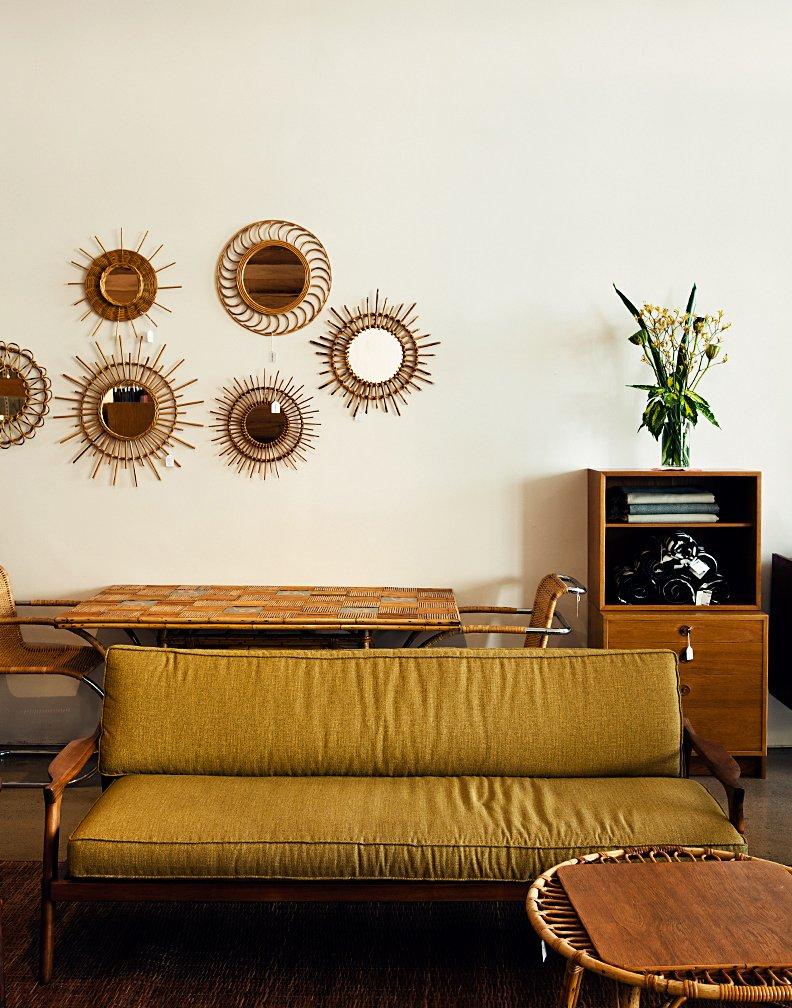 Angelucci 20th Century Furniture Store interior Exploring Melbourne, Australia - Photo 1 of 24