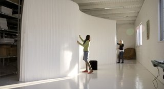 Molo's Softwall Room Divider - Photo 4 of 4 -
