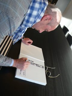 10 Minutes With Piero Lissoni - Photo 6 of 7 - Lissoni created original drawings as a sort of signature in his new book, Piero Lissoni: Recent Architecture. (Here he sketches his new tower for a Benetton store in New York.)