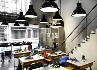 Shoe Supply's Upcycled Design - Photo 2 of 5 -