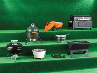 7 Portable BBQ Grills We Love - Photo 1 of 1 -