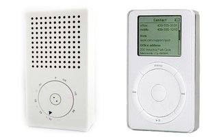 Friday Finds 6.3.11 - Photo 4 of 4 - The inspiration for iPods, a radio designed by Dieter Rams.