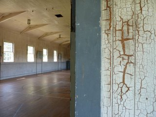 Reimagining the Headlands Center - Photo 3 of 4 - The interior of the Headlands Center gym.
