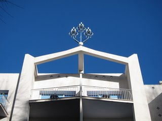 A fitting crown tops the Parco dei Principi hotel, Gio Ponti's Sorrento masterpiece.