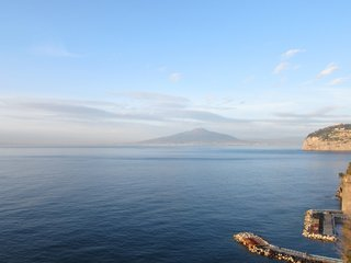 Gio Ponti's Parco dei Principi Hotel - Photo 28 of 29 - Our view across the Bay of Naples to Vesuvius has been enjoyed since Roman times. Incredible!