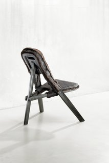 Dutch Designer Focus: Hella Jongerius - Photo 15 of 31 - 1999<br><br>The Kasese Chair.