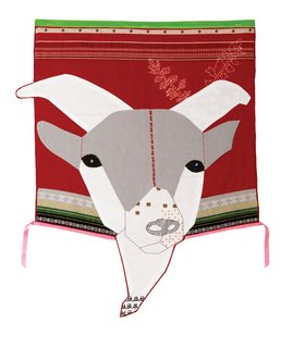 2009<br><br>Designs PS Pelle, Mikkel, and Gullspira Wall hangings for Ikea, handmade by Indian women.