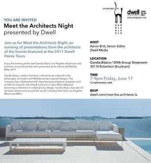 Dwell Design Week - Photo 1 of 3 -