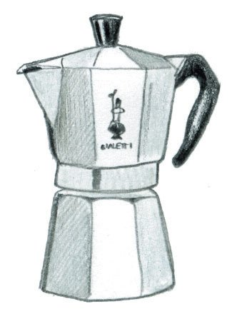 1933<br><br>Bialetti Moka coffeemaker introduced.