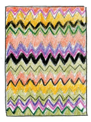 1953<br><br>Ottavio and Rosita Missoni found the legendary Missoni fashion house.