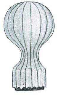 1960Achille Castiglioni designs Gatto lamp for Flos.