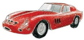 1962<br><br>Ferrari releases 250 GTO.