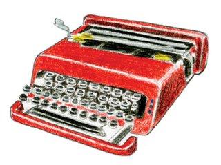 1969<br><br>Olivetti introduces Valentine typewriter.
