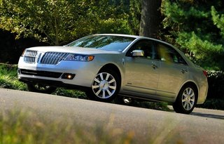 "The Lincoln MKZ Hybrid was honored among Green Car Journal's 'Top 5 Green Cars for 2011.' It's a ""sophisticated luxury vehicle with a hybrid system that brings great acceleration and superior fuel economy,"" says Cogan."