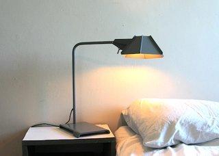 Design Truck - Photo 4 of 6 - Brendan Ravenhill's Hex desk lamp.