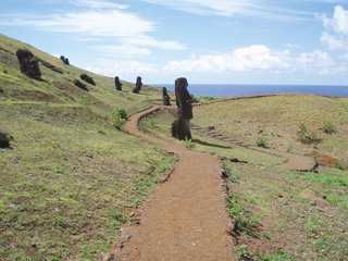 Easter Island's Visitor's Center - Photo 5 of 6 - The island is also known for its many archaeological sites, which offer evidence of a highly developed culture—whose descendants still inhabit the island.