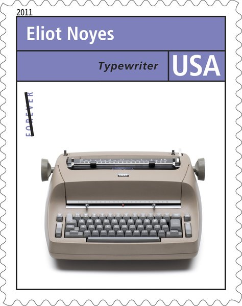 Here's the Selectric stamp.