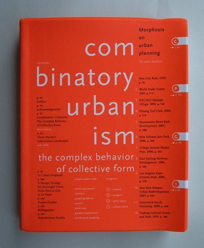 Combinatory Urbanism: The Complex Behavior of Collective Form (Stray Dog Cafe, 2011)
