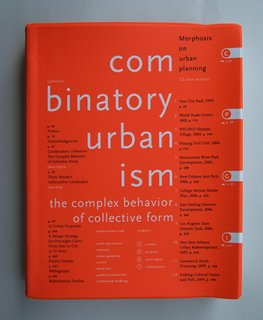 Friday Finds 8.12.11 - Photo 4 of 4 - Combinatory Urbanism: The Complex Behavior of Collective Form (Stray Dog Cafe, 2011)
