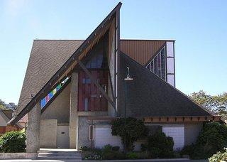 Gerald Parsonson's Favorite Buildings - Photo 7 of 8 - The John Scott-designed Futuna Chapel in Wellington, New Zealand.
