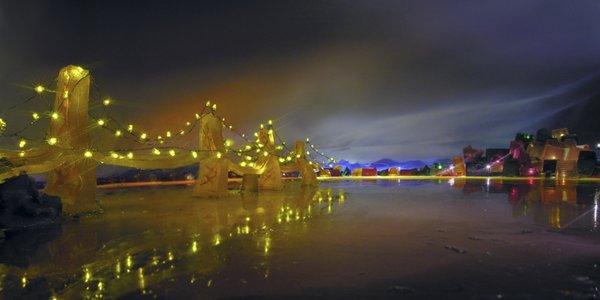 Bay Bridge, Liz Hickok, 2005
