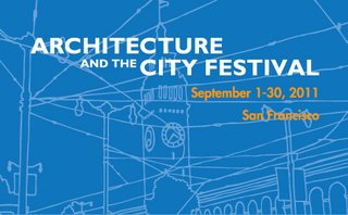 The ninth annual Architecture and the City festival is organized by the AIA San Francisco and the Center of Architecture and Design to celebrate the local design community and the way design affects each and everyone's lives.