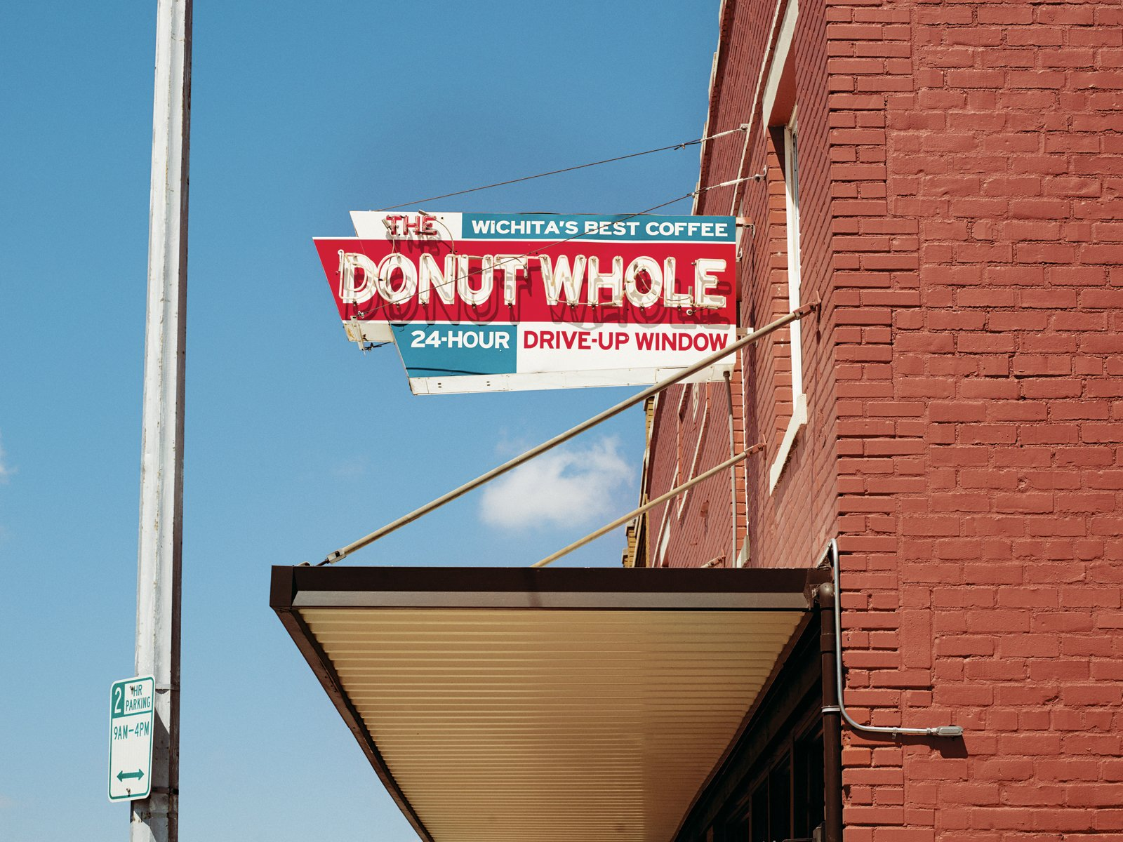 Wichitans satisfy their sweet tooth at the Donut Whole, which serves more than 25 varieties of donuts every day.