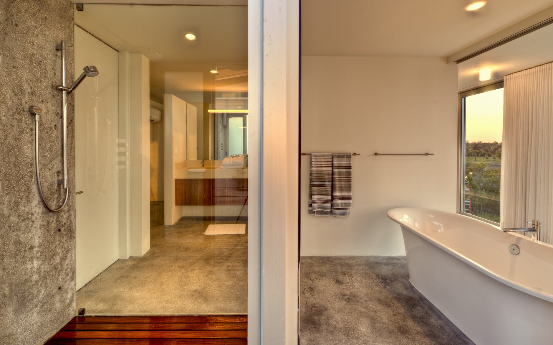 Photo via Hughesumbanhowar Architects Bathtubs with Killer Views by Erika Heet