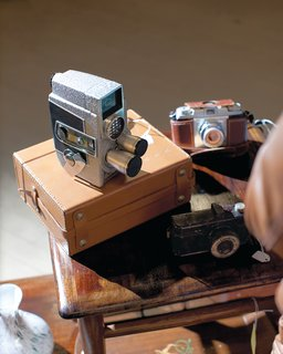 A look back at some of my favorite cameras - Photo 1 of 10 - A series of classic cameras.