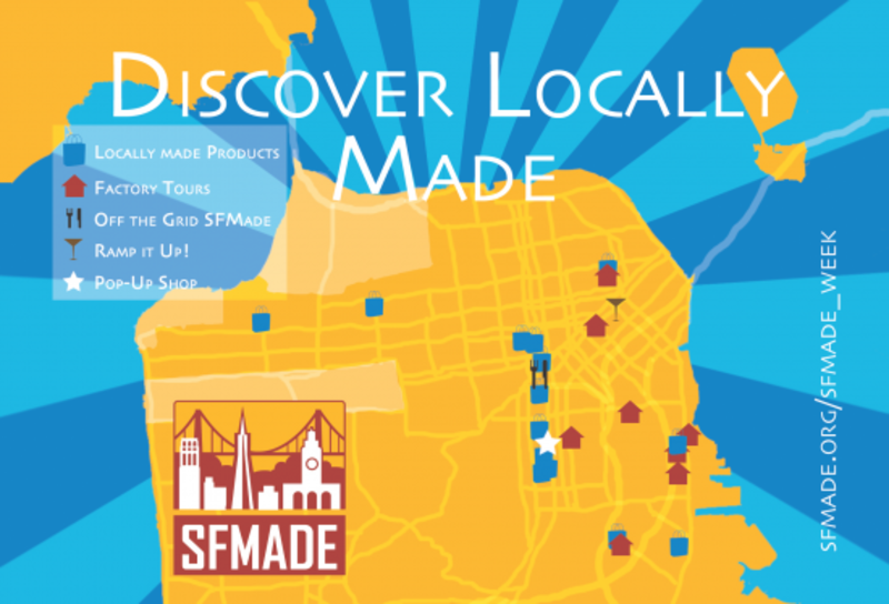From May 21st to 27th SFMade hosted a series of events, tours, and open houses meant to promote the companies and objects making in San Francisco.