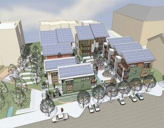 A Zero-Energy Community: Part 3 - Photo 3 of 9 -