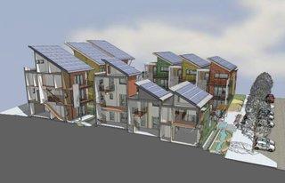A Zero-Energy Community: Part 3 - Photo 4 of 9 -