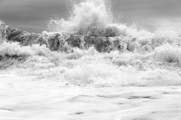 Hurricane LIV, by Clifford Ross