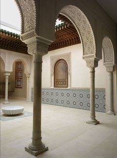 The Met's Moroccan Court - Photo 1 of 1 -
