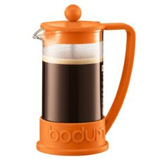 2012 Color of the Year: Tangerine - Photo 4 of 5 - Bodum Bean French Press in orange, $29.99.