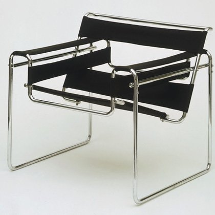 Wasilly chair. Marcel Breuer (1925). $2,515.