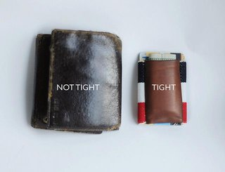 Friday Finds 01.20.12 - Photo 5 of 9 - Jack Sutter's Tight Wallet.