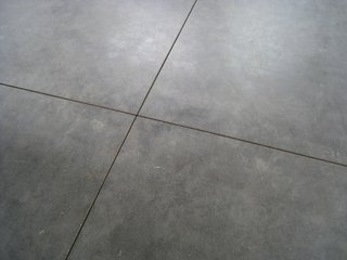 Building a Zero-Energy Community: Part 9 - Photo 3 of 6 - Structure as finish: low toxic and low-VOC concrete floors and sealers.