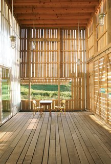 These 10 Refreshed Barns Bring Modern Living to the Countryside - Photo 8 of 10 - At just $167 per square foot, this high-design, low-cost barn in rural Wisconsin is an American idyll.