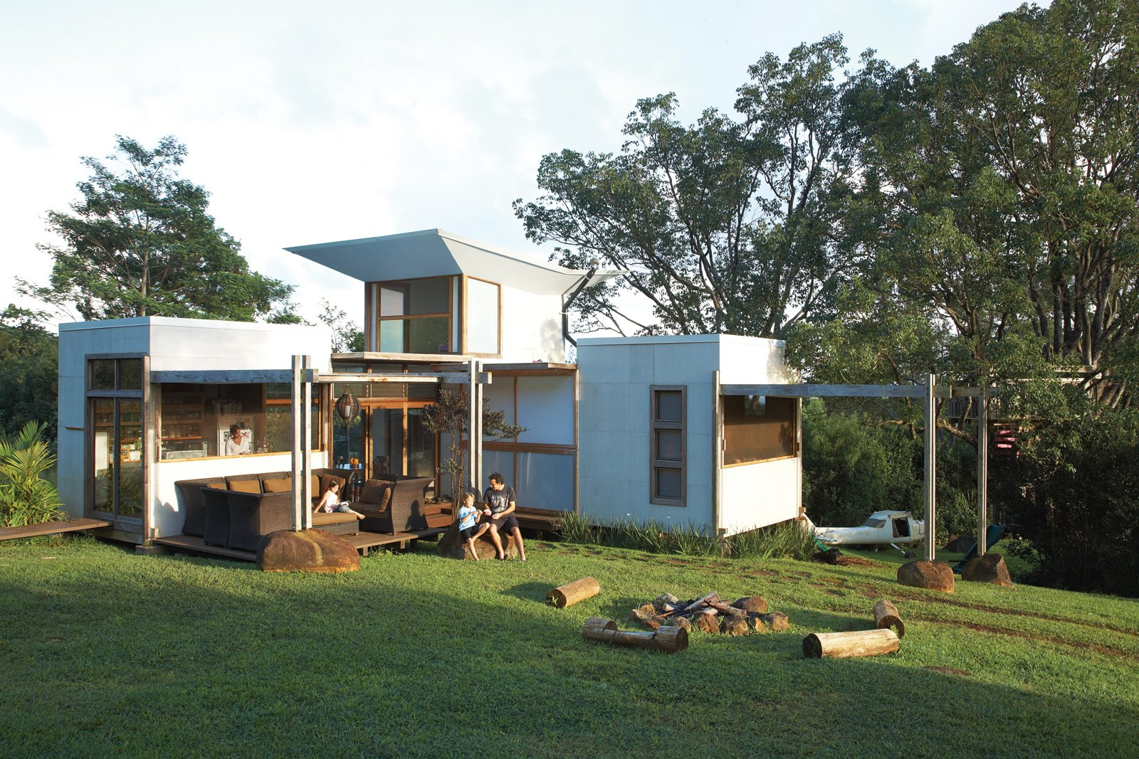 articles about grateful shed on dwell com dwell